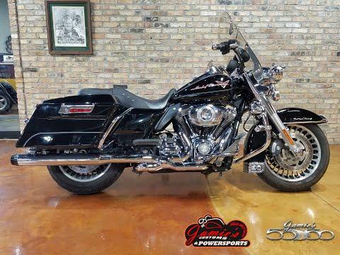 2009 Harley-Davidson Road King® in Big Bend, Wisconsin - Video 1
