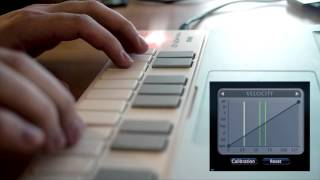 Korg NanoKey 2 BK - Video