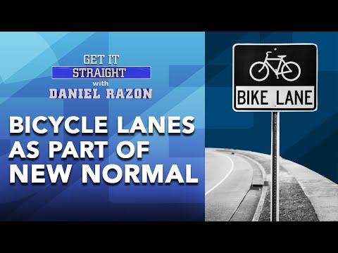 [UNTV]  DOTr to set up dedicated bike lanes on EDSA