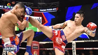 FULL เต็มรายการ | Muay Thai Super Champ | 12/01/63 | ช่อง8 มวยไทยซุปเปอร์แชมป์