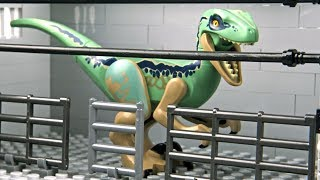 Lego Jurassic World - Dinosaur Attack