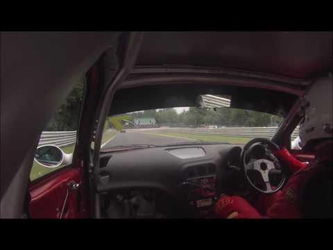 Oulton Park 2016 – Race 2 – Dave Messenger