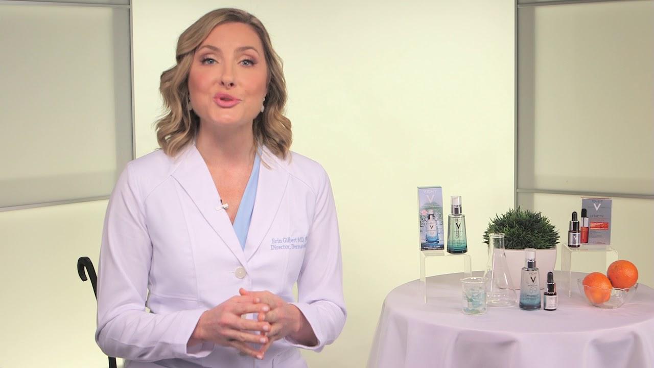 Dermatologist Dr. Erin Gilbert on Minéral 89