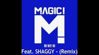 MAGIC! ft SHAGGY - No Way No (Remix)