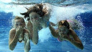 preview picture of video 'Aquapark Kolín - Vodní svět Kolín'