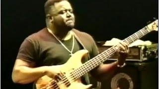 "Larry Kimpel bass w/ Billy Cobham & George Duke: ""Stratus"""