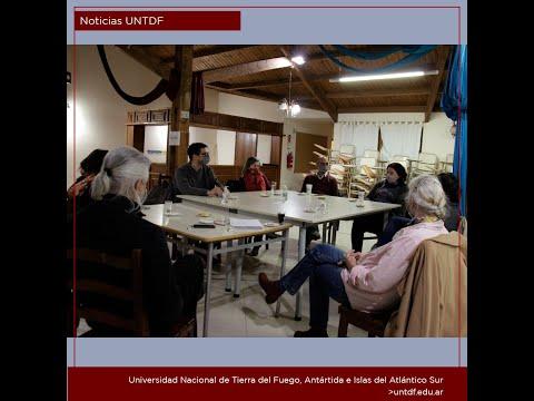 Reunión UNTDF/CONICET