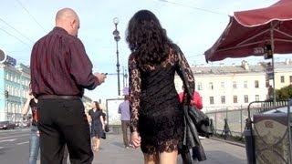 Пикап девушки за 36 секунд (Санкт-Петербург)