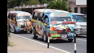 Speed governor shortage keeps matatus off roads - VIDEO