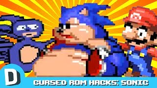 The Most Screwed-Up Sonic Rom Hacks