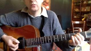 Sleep - The Dandy Warhols - Guitar Lesson