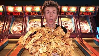 I CAN'T BELIEVE I WON THIS ARCADE JACKPOT!