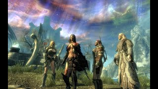 Skyrim Mods: Summon The three Name Sovngarde Heroes (PS4/XBOX1)