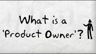 What is a 'Product Owner'? - Scrum Guide