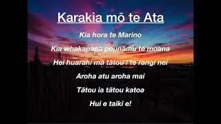 Kia Hora te Marino