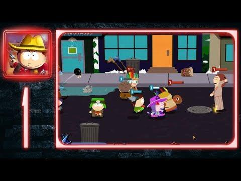 South Park: Phone Destroyer - Gameplay Walkthrough Part 1