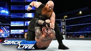 Randy Orton vs. Erick Rowan: SmackDown LIVE, Sept. 20, 2016