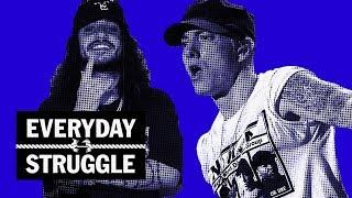 Everyday Struggle - Em Talks MGK Beef, Russ Threatens to Expose Peers, Big Sean Need More Credit?