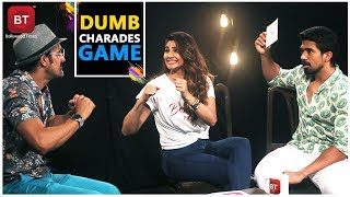 Race 3 Movie Team Daisy Shah & Saqib Saleem Played Most Enjoyable Dumb Charades Round