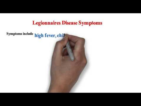 Video Legionnaires Disease - Symptoms & Prevention