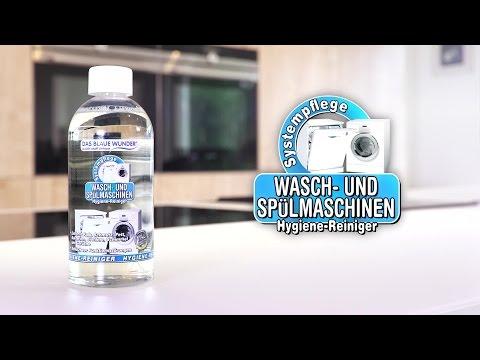 Das Blaue Wunder - Wasch- und Spülmaschinen Hygiene-Reiniger