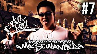 Need for Speed Most Wanted 2005 Gameplay Walkthrough Part 7 - BLACKLIST #11 Mitsubishi Eclipse • Gam