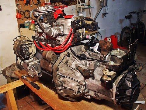Motore FIAT 100 preparato (899) - [Prima prova su strada]