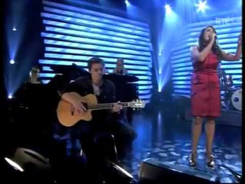 "Cathy Maguire performs ""Who Knew"" - The Late Late Show 2010"