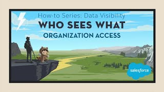 Who Sees What: Organization Access (Lightning Experience)