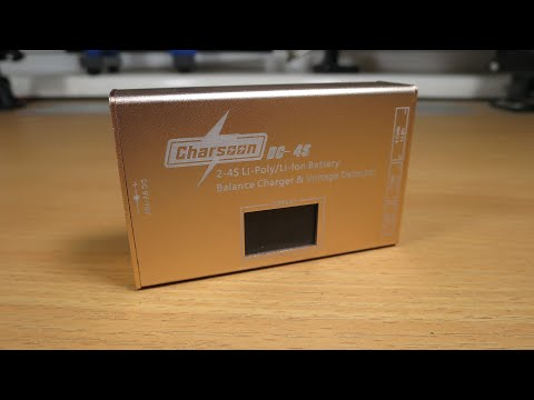 Charsoon DC-4S charger Repair