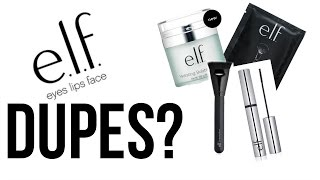 ELF DUPES FOR POPULAR PRODUCTS?