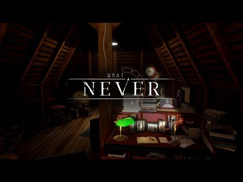 What Never Was - Release Trailer thumbnail