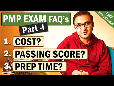 PMP Exam Cost | PMP Exam Prep Time |PMPwithRay - YouTube