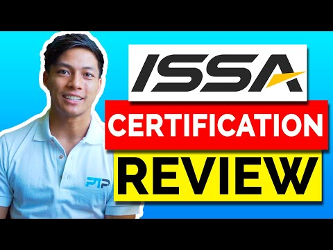 ISSA Personal Trainer Certification Review [2021] - Pros/Cons, Cost ...