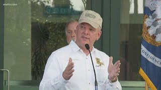 Louisiana Governor, New Orleans Mayor talk about convention center as overflow medical center
