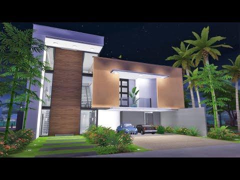 Dream House | Speed Build | The Sims 4 CC