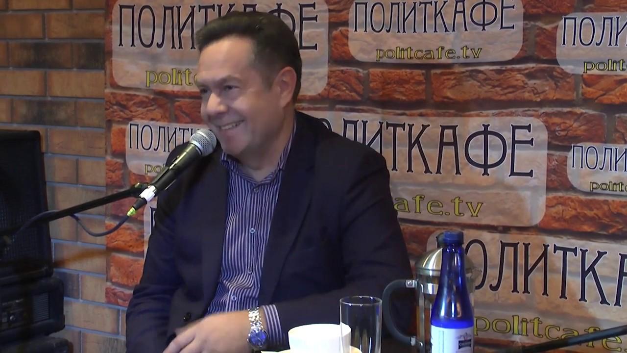 ПОЛИТКАФЕ №30 Николай Платошкин