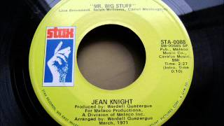 JEAN KNIGHT   MR. BIG STUFF (1971)