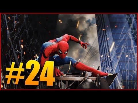 Tombstone BOSS BATTLE! - Marvel's Spider-Man #24