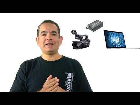 ¿Cómo hacer una transmisión en vivo en internet? Parte 1