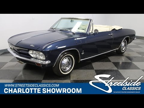Video of '65 Corvair - Q72T