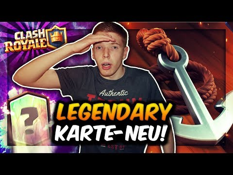 NEUE LEGENDÄRE KARTE IN CLASH ROYALE?! | ERSTE UPDATE SNEAK PEEKS! | Clash Royale Deutsch