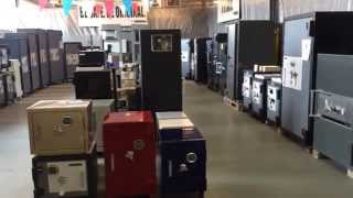 preview picture of video 'LACKA SAFE Showroom - Safes Superstore in Bergen County New Jersey Near New York City'