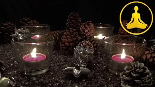 Christmas Candles With Relaxing Piano Music
