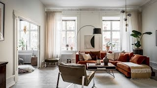 mindful design in Scandinavian apartments