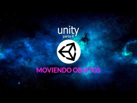 Introducción a Unity. Parte 4. Mover objetos