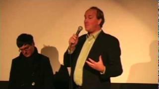 Jon Gries - Conférence 09/01/10 - Extrait V.O.