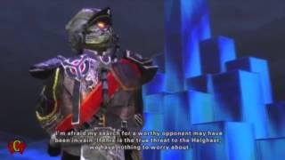 Playstation Allstars Battle Royale Cutscenes 'Radec Rival' & Ending Cutscenes【HD】