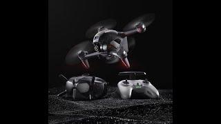 Dji fpv drone combo set ve motion controller (Hareket kontrolcüsü) inceleme detaylı anlatım.