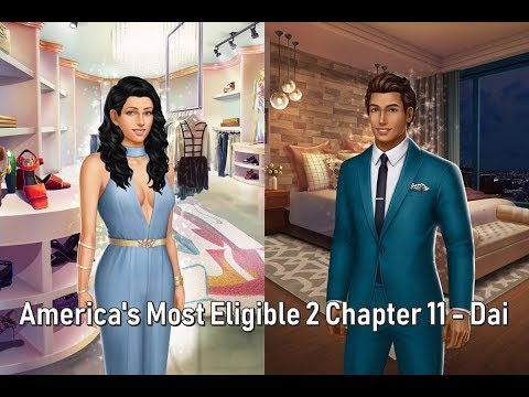 Choices: America's Most Eligible Book 2 Chapter 11 //Dai (Romantic Scene)